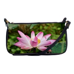 A Pink Lotus Evening Bag