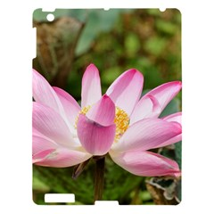 A Pink Lotus Apple Ipad 3/4 Hardshell Case by natureinmalaysia