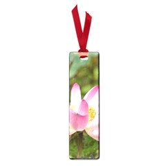 A Pink Lotus Small Bookmark by natureinmalaysia