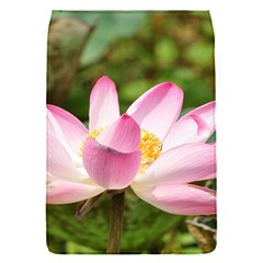 A Pink Lotus Removable Flap Cover (small) by natureinmalaysia