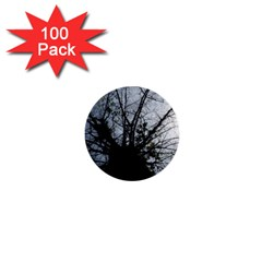 An Old Tree 1  Mini Button (100 Pack) by natureinmalaysia