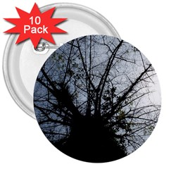 An Old Tree 3  Button (10 Pack) by natureinmalaysia