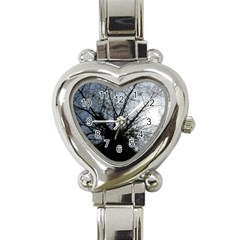 An Old Tree Heart Italian Charm Watch  by natureinmalaysia