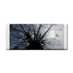 An Old Tree Hand Towel by natureinmalaysia