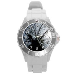 An Old Tree Plastic Sport Watch (large) by natureinmalaysia