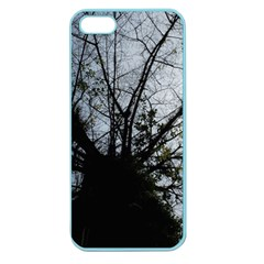 An Old Tree Apple Seamless Iphone 5 Case (color) by natureinmalaysia
