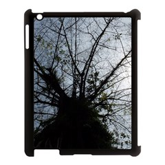 An Old Tree Apple Ipad 3/4 Case (black) by natureinmalaysia
