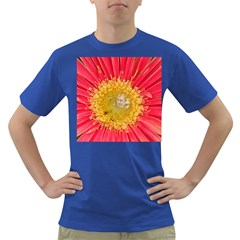 A Red Flower Mens' T Shirt (colored) by natureinmalaysia