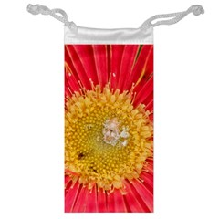 A Red Flower Jewelry Bag by natureinmalaysia