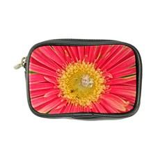A Red Flower Coin Purse by natureinmalaysia