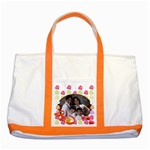 gumdrops tote - Two Tone Tote Bag