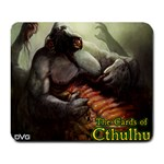 DVG - The Cards of Cthulhu - Arwassa Cult - Large Mousepad