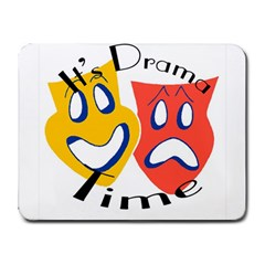 dramamask Small Mousepad by mmross