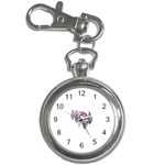 flower5 Key Chain Watch