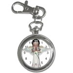 Angel Praying Key Chain Watch