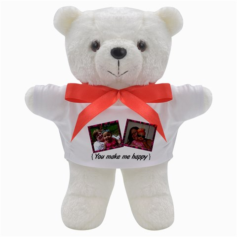 Bear By Angeye   Teddy Bear   Aem9mqdtske9   Www Artscow Com Front