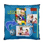 kids lego - Standard Cushion Case (One Side)