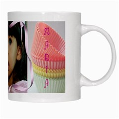 Sweet As A Cupcake 2 By Ivelyn   White Mug   6wnruxym3014   Www Artscow Com Right