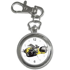 Round Watch 1 Key Chain Watch by D300453A