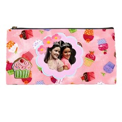 Cupcakes Pencil Case Iv By Ivelyn   Pencil Case   Mlg1vnzjwdx8   Www Artscow Com Front
