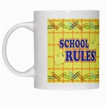 mug for teacher - White Mug