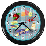 It - Wall Clock (Black)