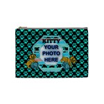kitty medium cosmetic bag 2 - Cosmetic Bag (Medium)