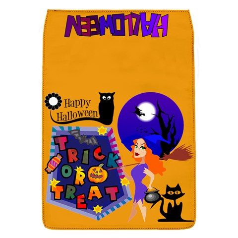 Halloween Small Removable Flap Cover By Joy Johns   Removable Flap Cover (s)   98b6nl4u3a14   Www Artscow Com Front