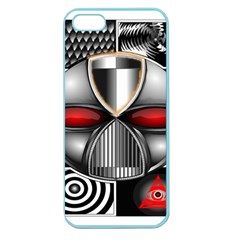 Portal Apple Seamless iPhone 5 Case (Color) by BlackLabelDesigns