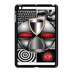 Portal Apple Ipad Mini Case (black) by BlackLabelDesigns