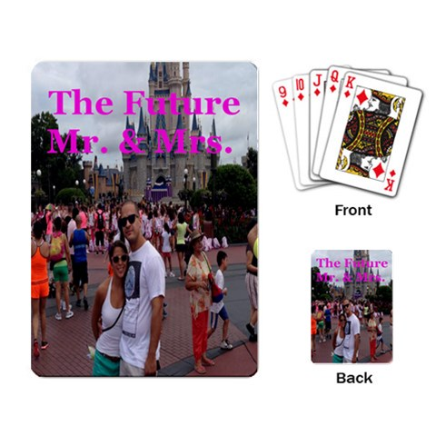 By Marisa   Playing Cards Single Design   2bc1hnjb1r86   Www Artscow Com Back