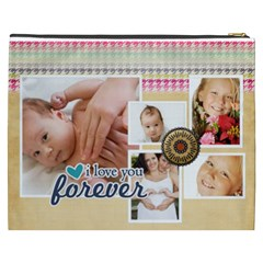 Kids By Kids   Cosmetic Bag (xxxl)   F1sdc4wp5bdu   Www Artscow Com Back