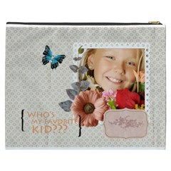 Kids By Kids   Cosmetic Bag (xxxl)   Gbj6rw6ochho   Www Artscow Com Back