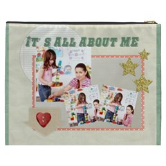 Kids By Kids   Cosmetic Bag (xxxl)   1lezfpcpkuzh   Www Artscow Com Back
