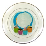 Happy Birthday (boy) plate - Porcelain Plate