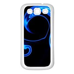 L115 Samsung Galaxy S3 Back Case (white) by gunnsphotoartplus