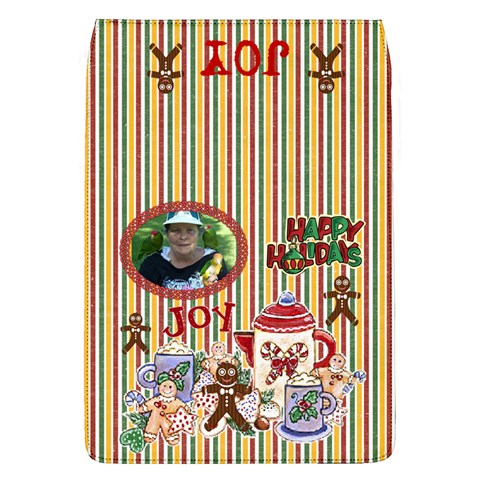 Holiday Removable Flap Cover By Joy Johns   Removable Flap Cover (l)   Vhclh1l3uru5   Www Artscow Com Front