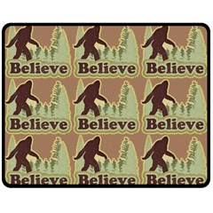 Believe Fleece Blanket (medium) by heathergreen