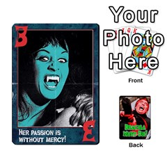 Dracula Must Die!  By Mark Chaplin   Playing Cards 54 Designs   J8b03ha4ysp0   Www Artscow Com Front - Diamond10