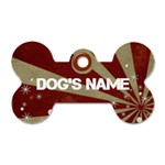 Dogtag2 - Dog Tag Bone (One Side)