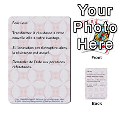 Fearless Journey Strategy Cards V1 1 Fr By Deborah   Multi Purpose Cards (rectangle)   1xwg7w2kkeqo   Www Artscow Com Front 16