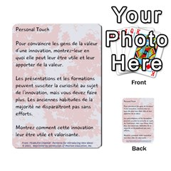 Fearless Journey Strategy Cards V1 1 Fr By Deborah   Multi Purpose Cards (rectangle)   1xwg7w2kkeqo   Www Artscow Com Front 29