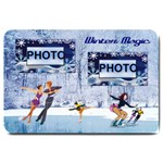 Winter Magic door mat - Large Doormat