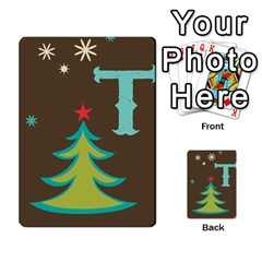 Christmas Card By Divad Brown   Multi Purpose Cards (rectangle)   Rr5qfa8uibzj   Www Artscow Com Front 6