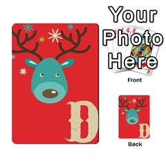 Christmas Card By Divad Brown   Multi Purpose Cards (rectangle)   Rr5qfa8uibzj   Www Artscow Com Front 51