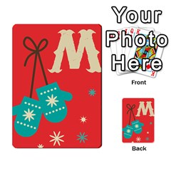 Christmas Card By Divad Brown   Multi Purpose Cards (rectangle)   Rr5qfa8uibzj   Www Artscow Com Front 14