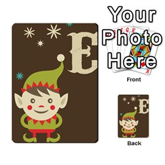 Christmas Card By Divad Brown   Multi Purpose Cards (rectangle)   Rr5qfa8uibzj   Www Artscow Com Front 23