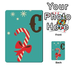 Christmas Card By Divad Brown   Multi Purpose Cards (rectangle)   Rr5qfa8uibzj   Www Artscow Com Front 24