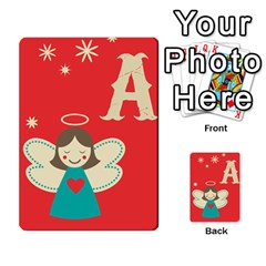 Christmas Card By Divad Brown   Multi Purpose Cards (rectangle)   Rr5qfa8uibzj   Www Artscow Com Front 26