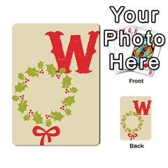 Christmas Card By Divad Brown   Multi Purpose Cards (rectangle)   Rr5qfa8uibzj   Www Artscow Com Front 4